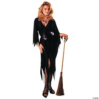 Women's Bewitching Witch Costume - Standard