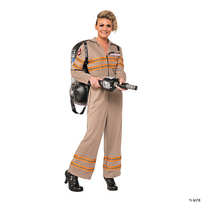 Women's Deluxe Ghostbusters Costume