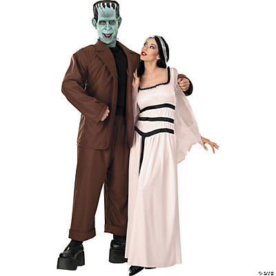Women's Lily Munster Costume - Standard