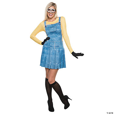 Women's Minion Costume