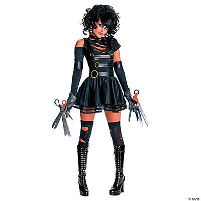 Women's Secret Wishes Miss Scissorhands Costume