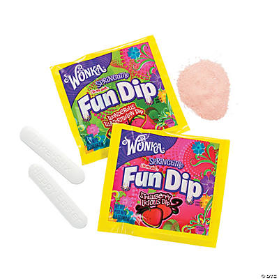 Wonka® Springtime Fun Dip Multipacks
