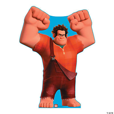 It Ralph Cardboard StandUp