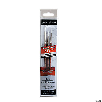 WSS-3 Paint Brush Set of 3