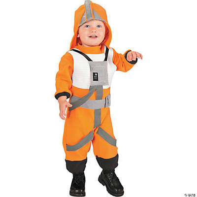 X-Wing Fighter Pilot Infant Boy's Costume