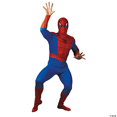 XL Spiderman Costume for Men