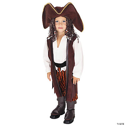 Yarn Babies Pirate Toddler Kid's Costume