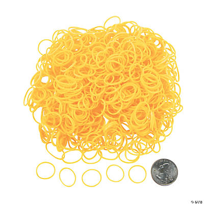 Yellow Fun Loops Refill
