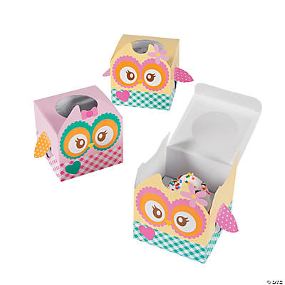 You're A Hoot Cupcake Boxes