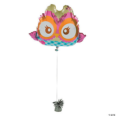 You're A Hoot Mylar Balloon