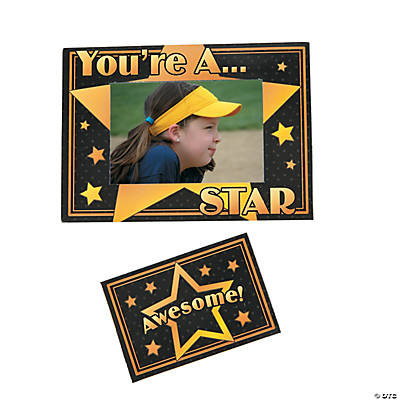 youu0027re a star magnetic picture frames