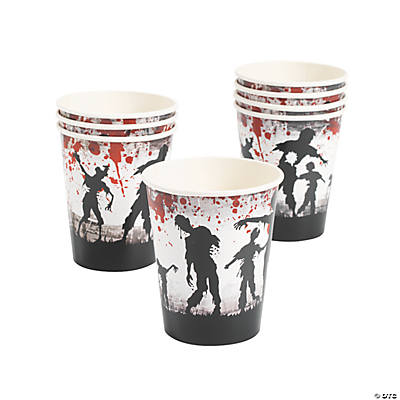 Zombie Party Cups