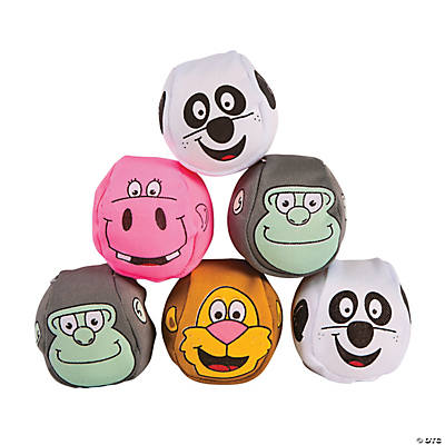 Zoo Animal Soaker Balls