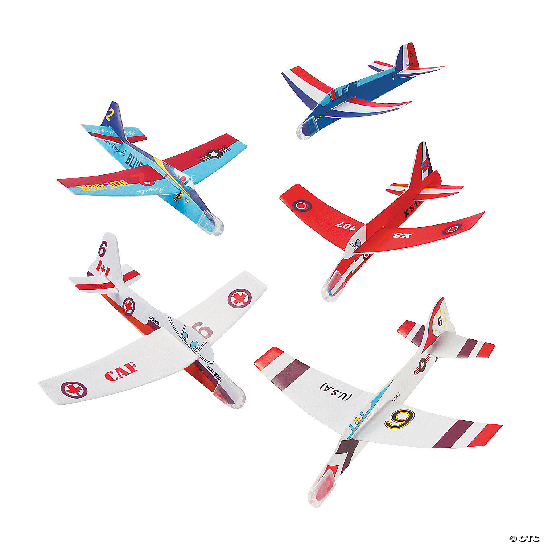 Airplane Gliders