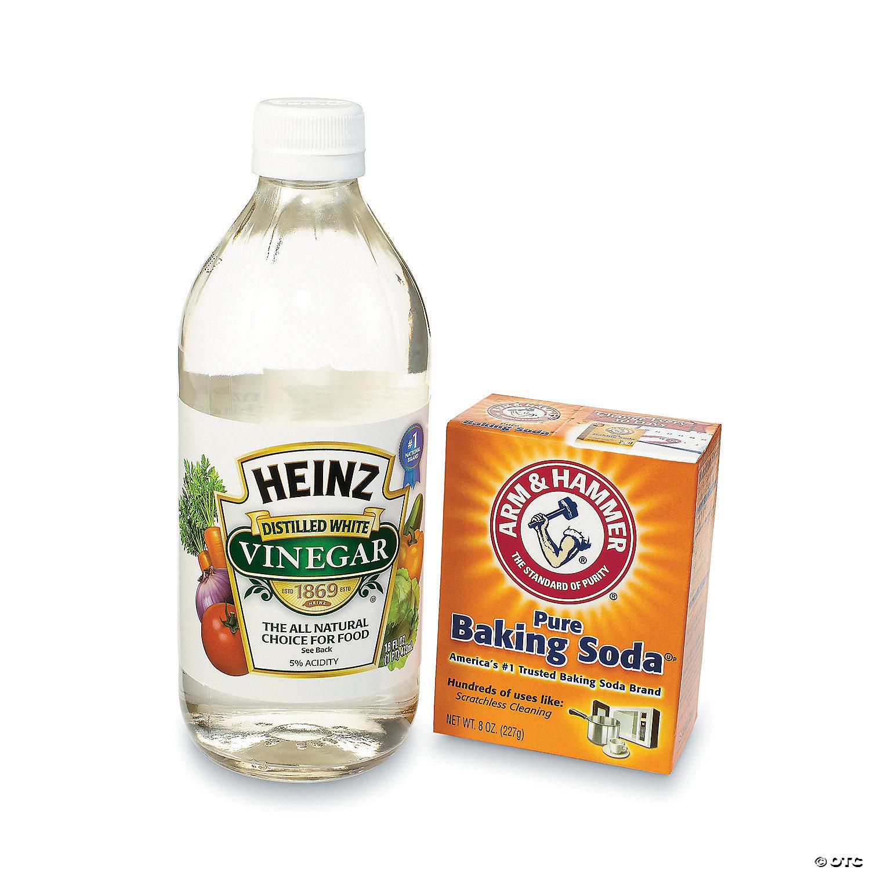 Baking Soda Vinegar Rocket