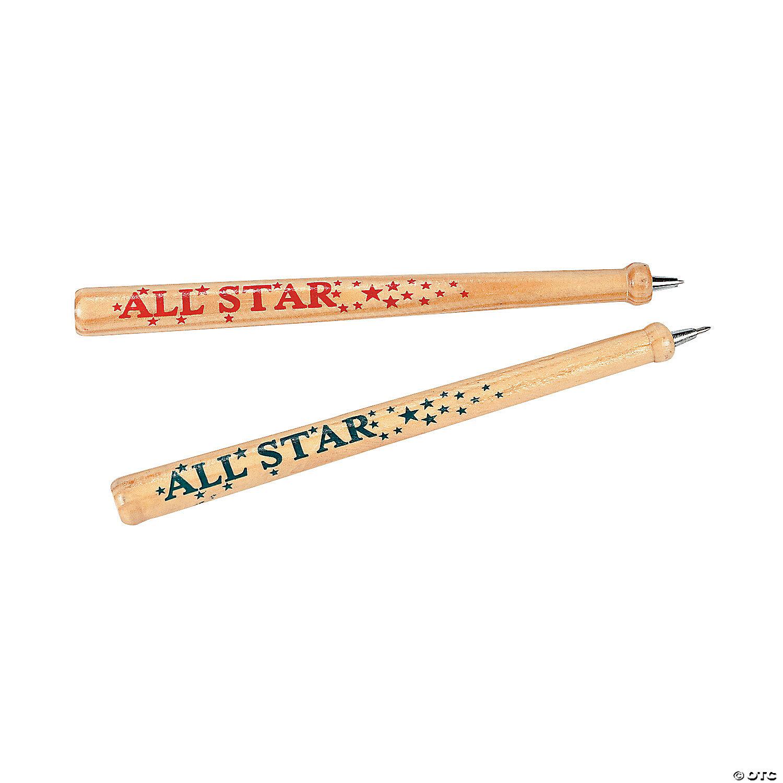 Baseball Bat Pens