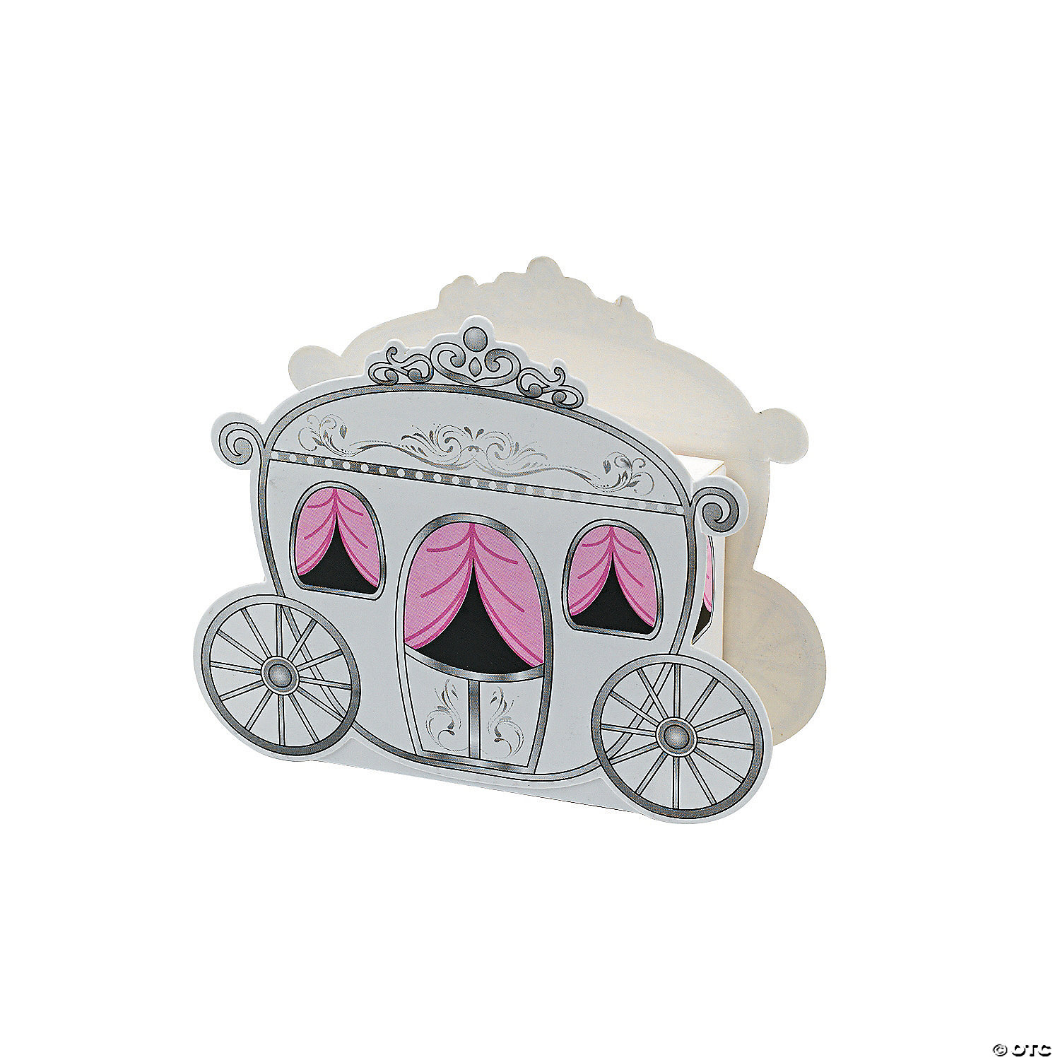 Carriage Favor Boxes