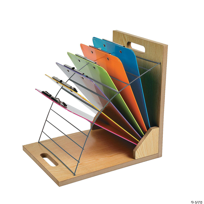 clipboard storage oriental trading