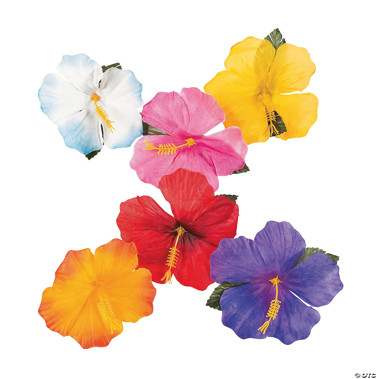 decorative hibiscus flowers - Decorative Flowers