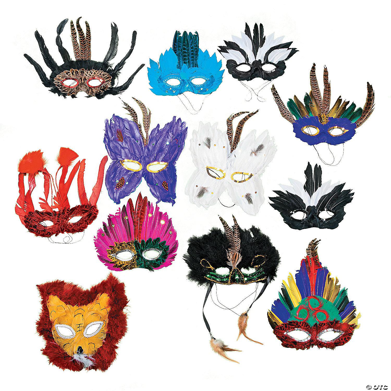 mardi gras masquerade masks oriental trading company