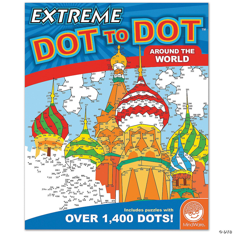 extreme dot to dot christmas traditions