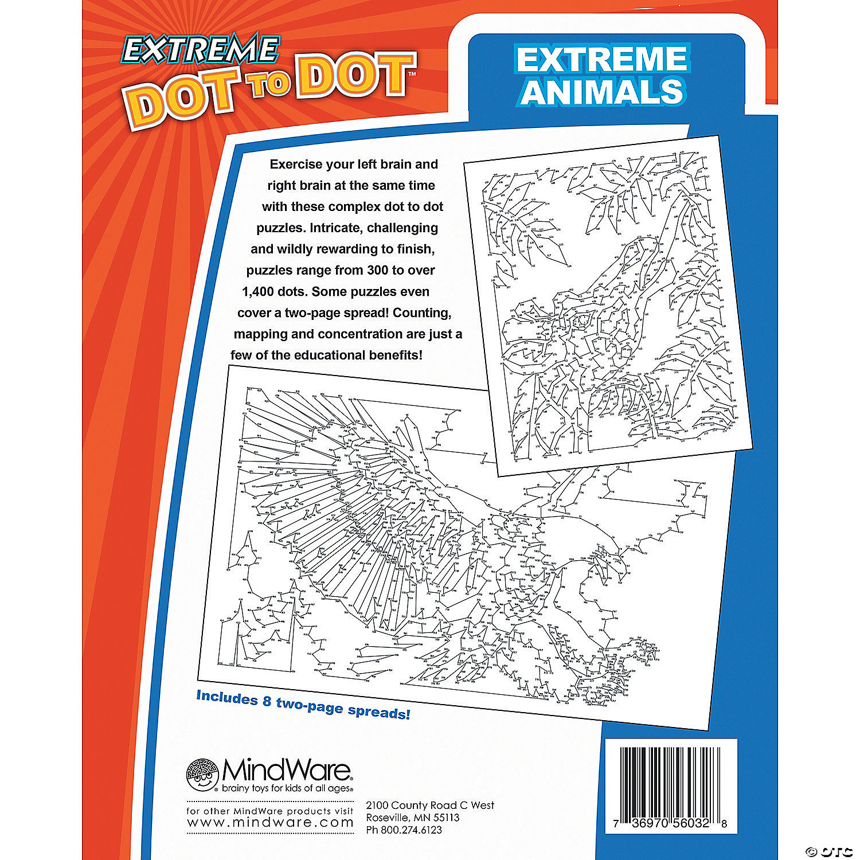 extreme dot to dot extreme animals