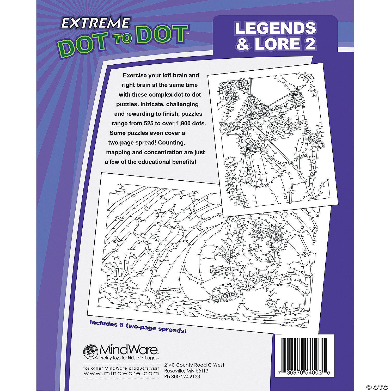 extreme dot to dot legends u0026 lore 2