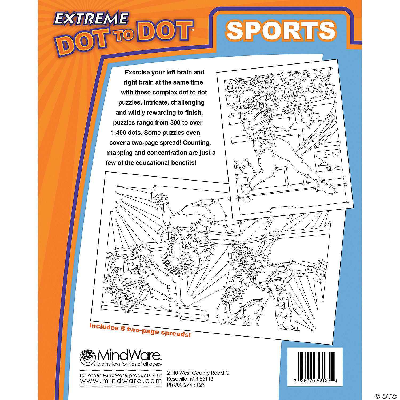 extreme dot to dot sports
