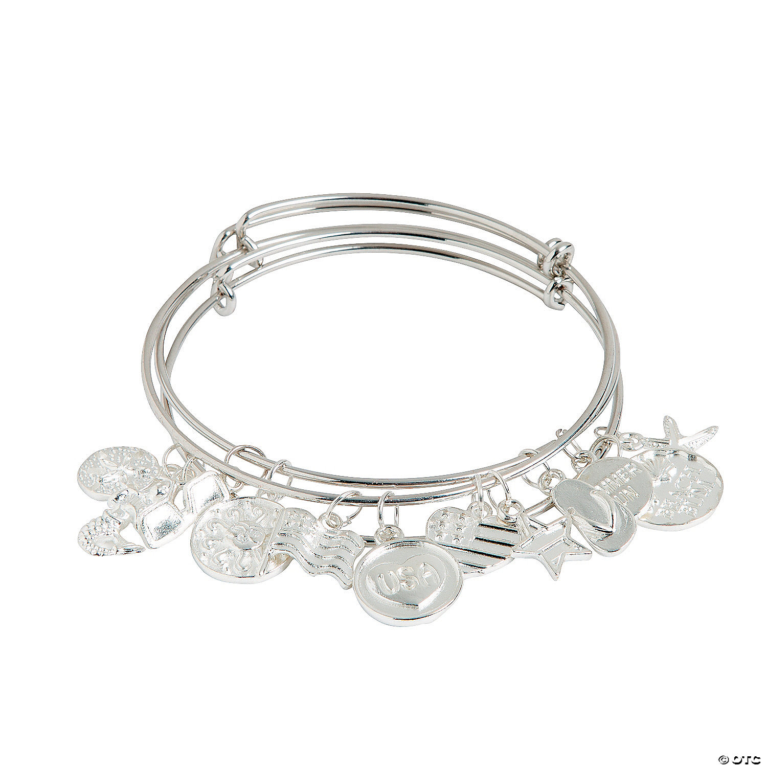 with of set and silver finish rafaelian snowflake alex ani stones bracelets bangle bangles