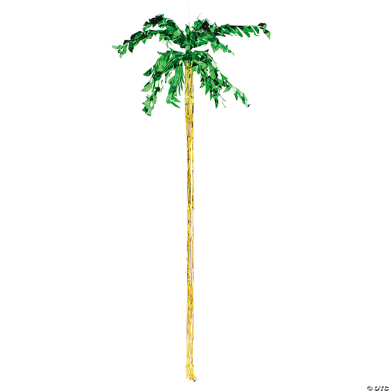 Quickview Image Of Foam Palm Tree Centerpiece With Sku 34 1735