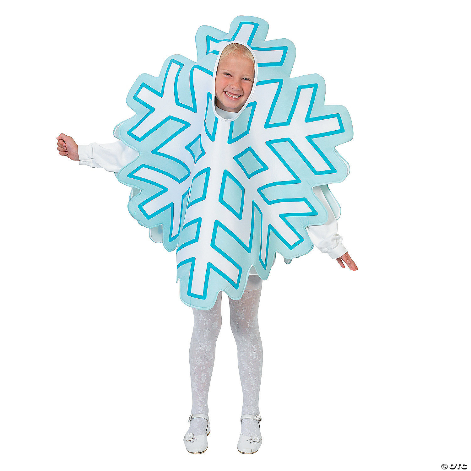 kids-snowflake-costume ...  sc 1 st  Oriental Trading : kids snowflake costume  - Germanpascual.Com