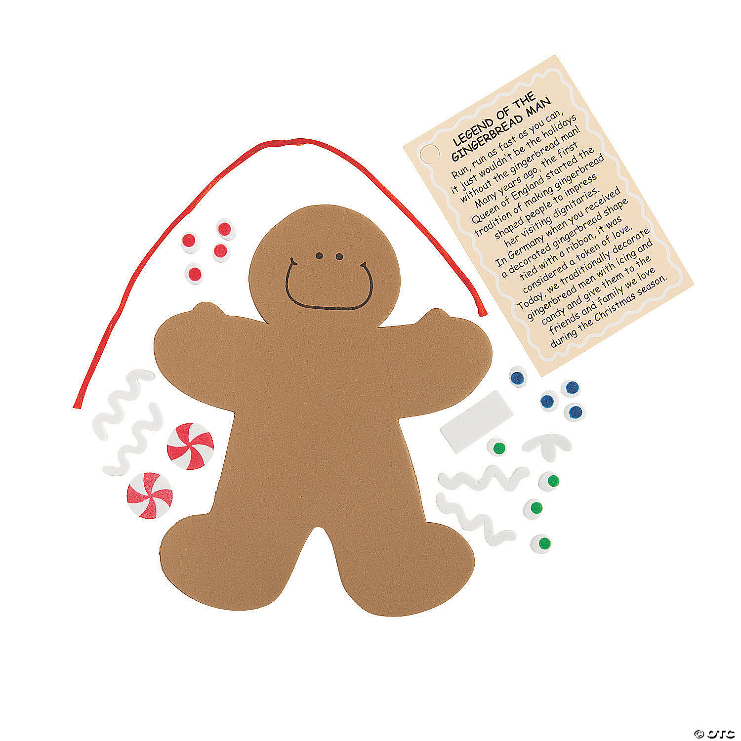 Kids Decorating For Christmas gingerbread man christmas decorations – decoration image idea