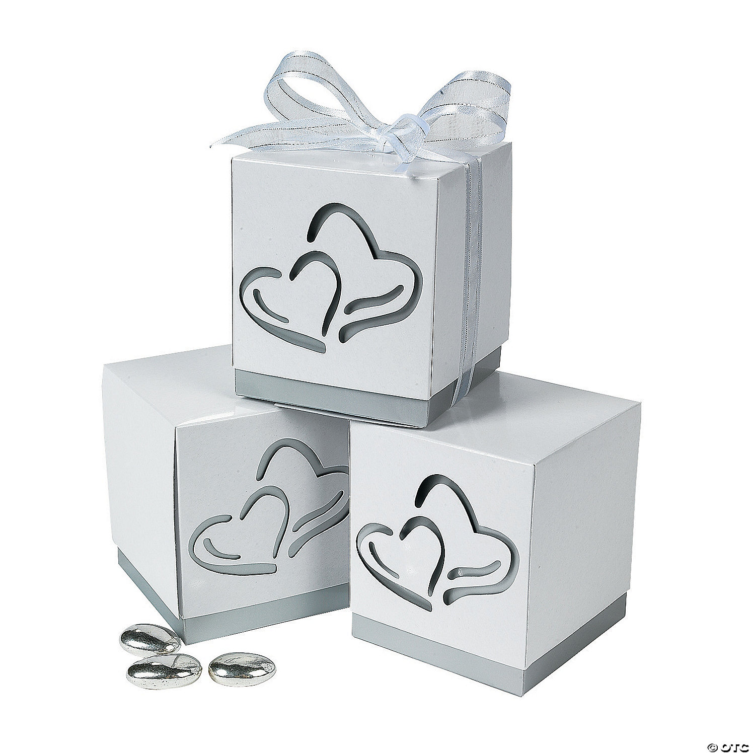 Love Wedding Favor Boxes - Discontinued