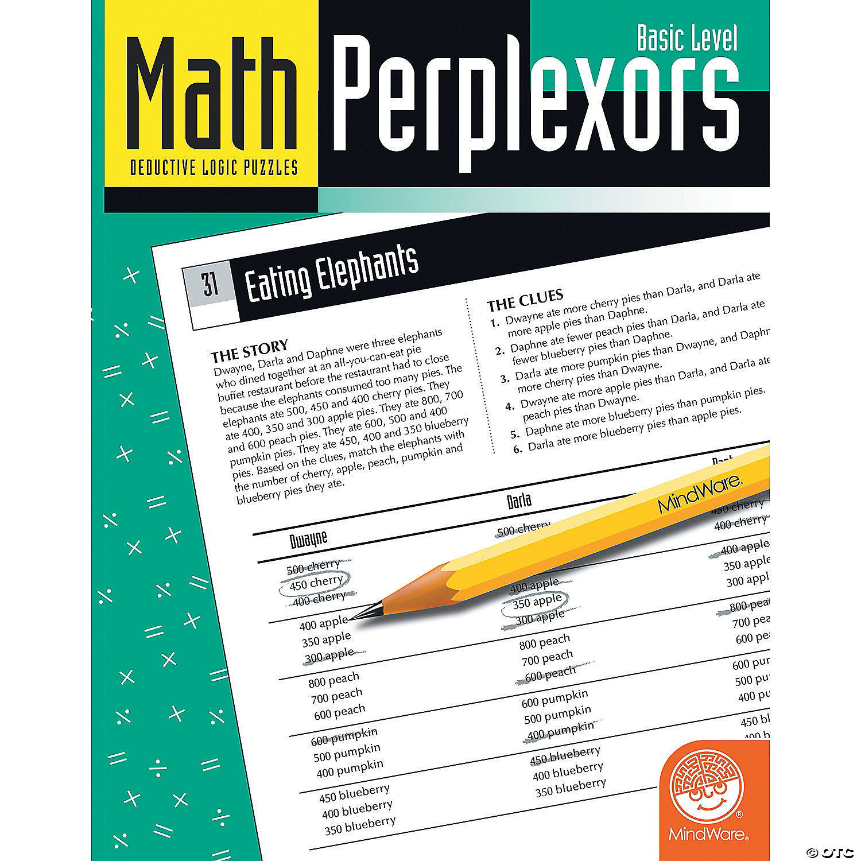 Math perplexors basic level robcynllc Choice Image