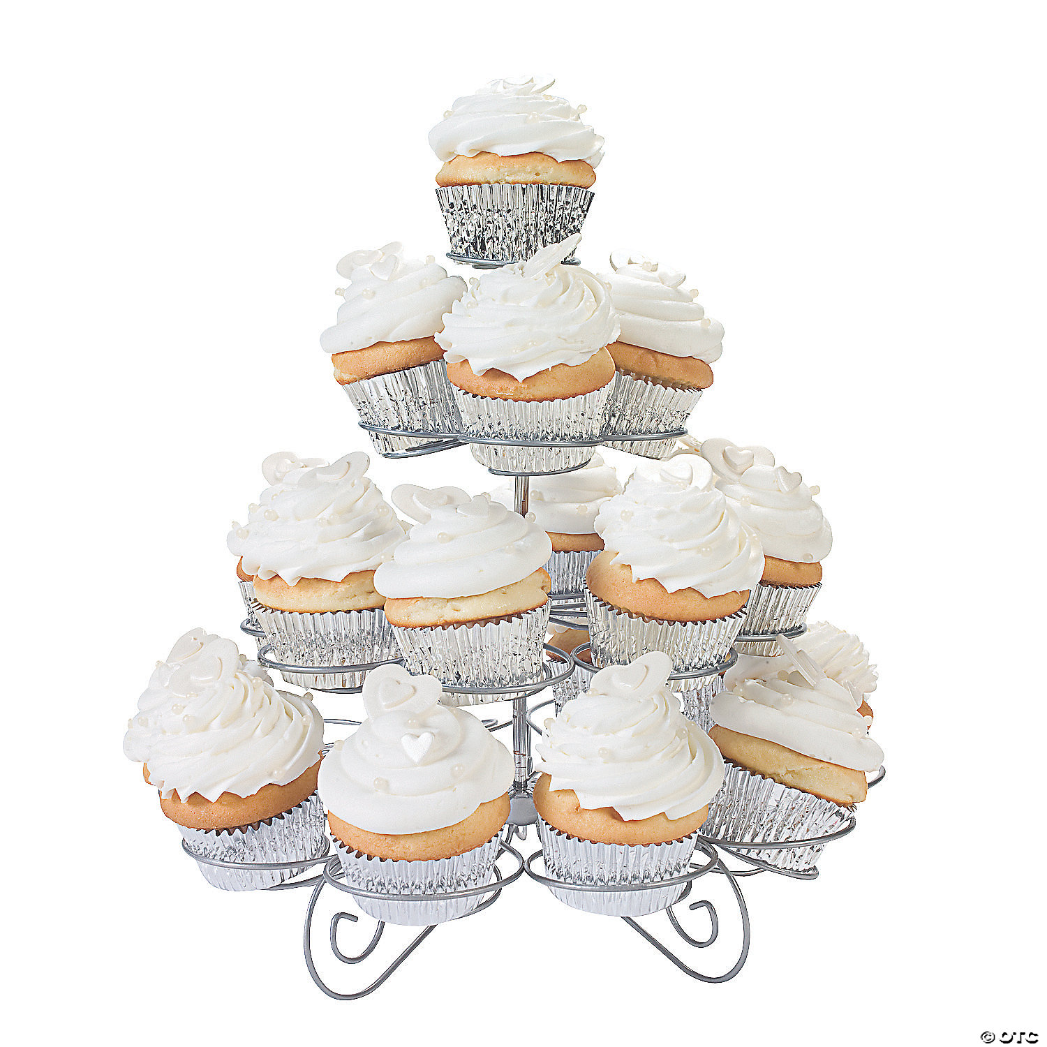 quickview  image of Metal Cupcake Stand with sku:91/6427