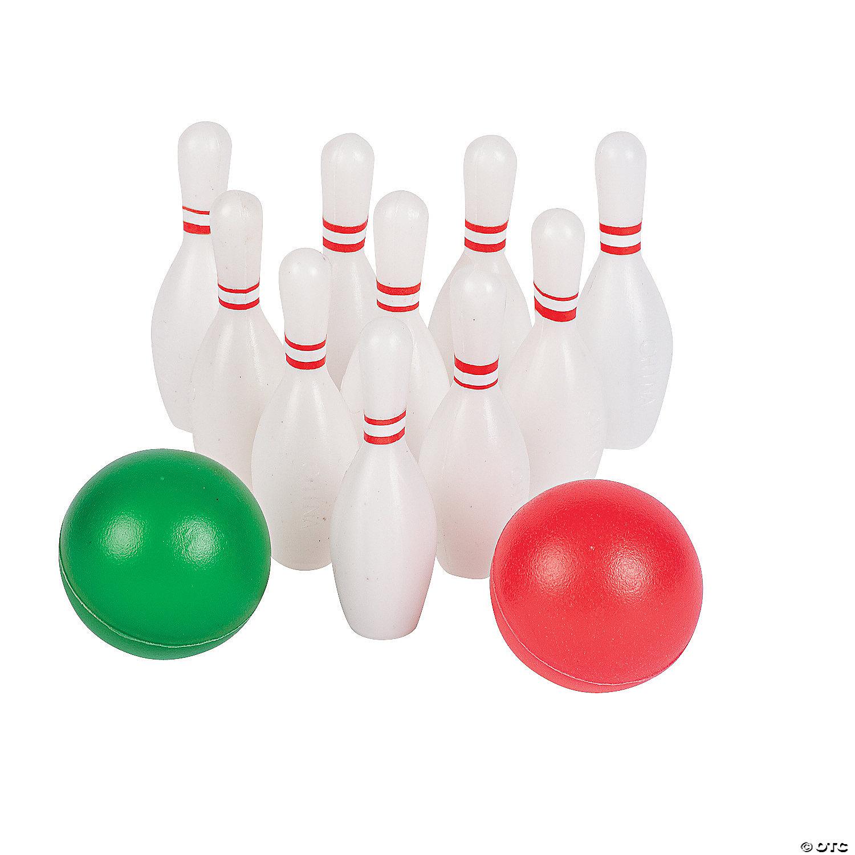 Bowling pin balloons - Bowling Pin Balloons 25