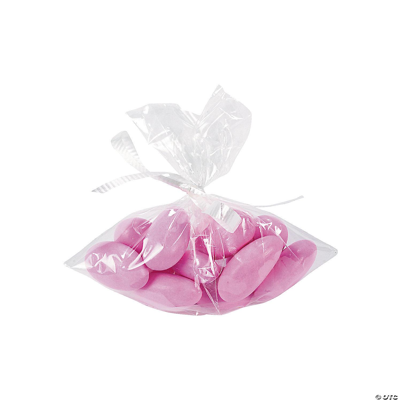 Mini Clear Cellophane Bags