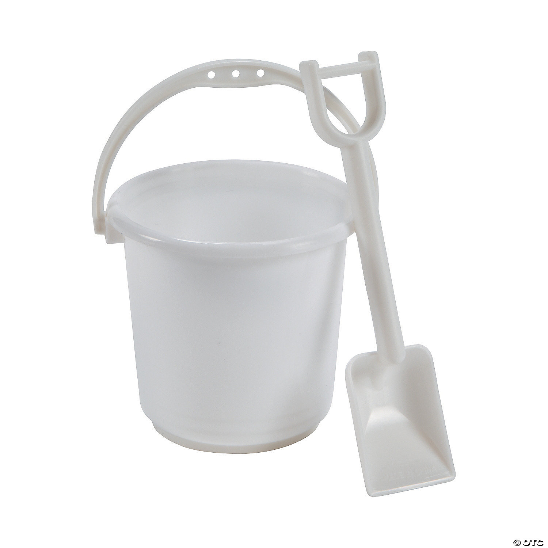 mini diy sand buckets