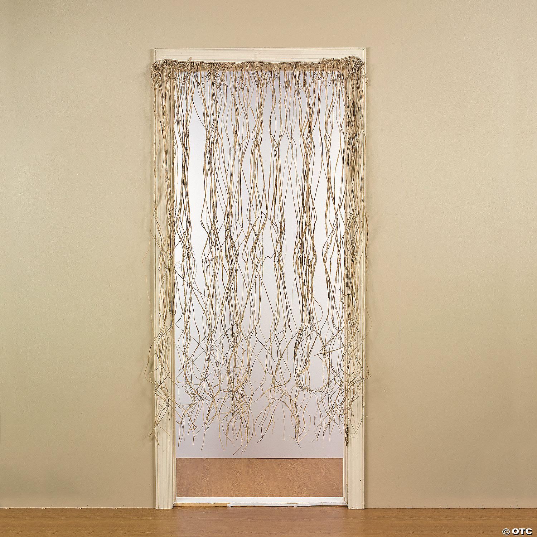 string wedding door product tassel sheer room store panel curtains divider windows drape curtain fringe living yarn strip