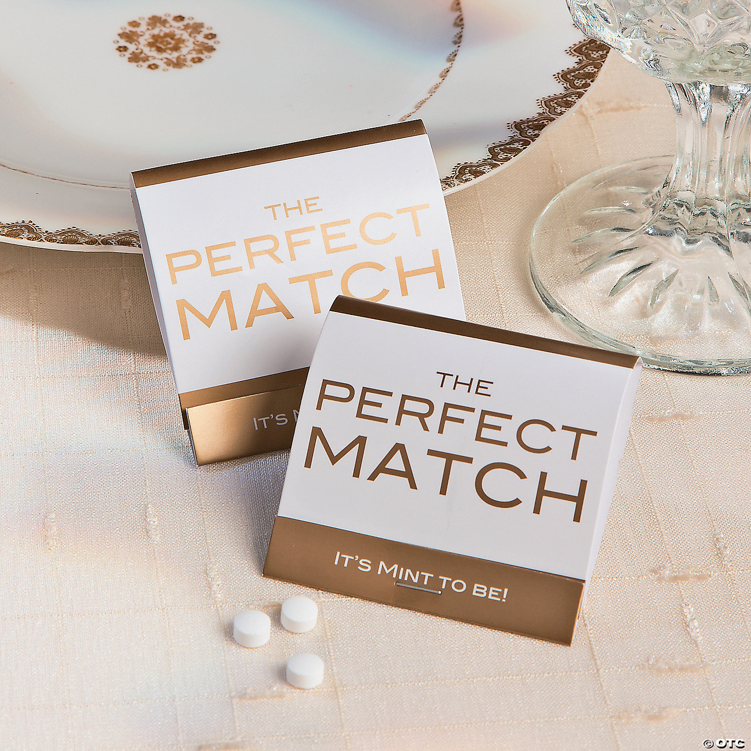 Perfect Match Matchbook Mints
