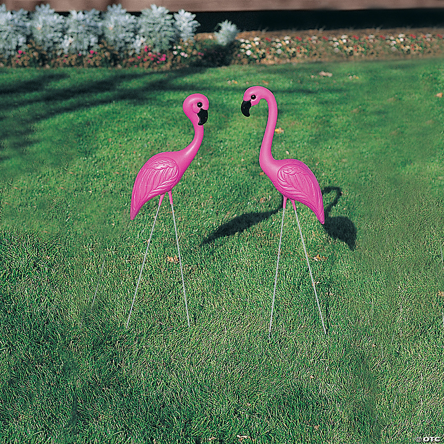 flamingo christmas flamingos garden flags pink lawn xxx do plastic product tree shops pack andthat