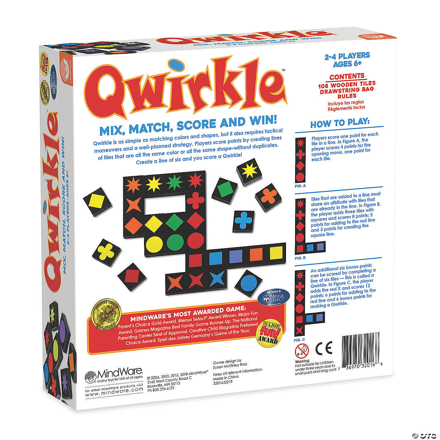 Image result for qwirkle