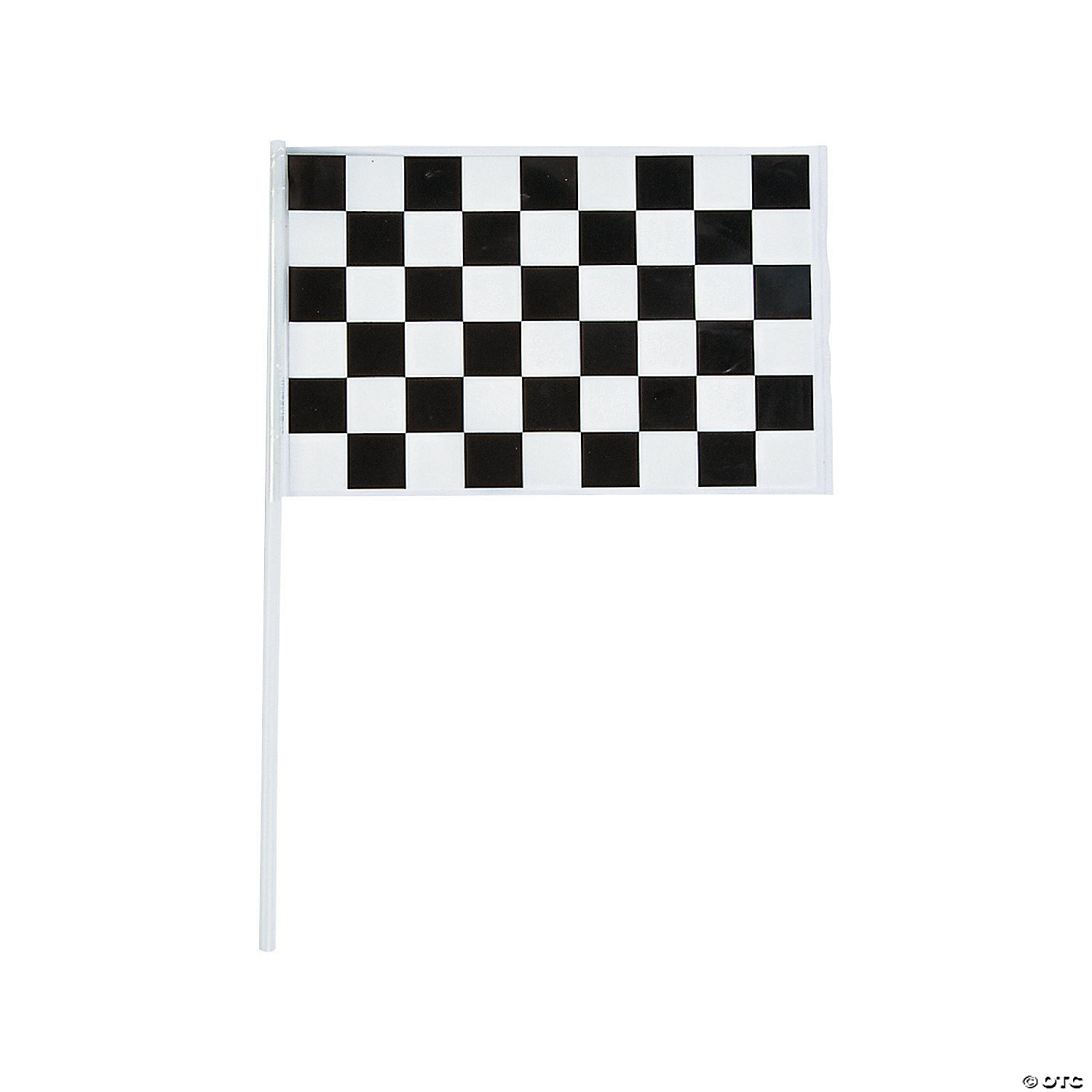 Small Plastic Black \u0026 White Checkered Flags  sc 1 st  Oriental Trading & Race Car Party Supplies | Oriental Trading Company