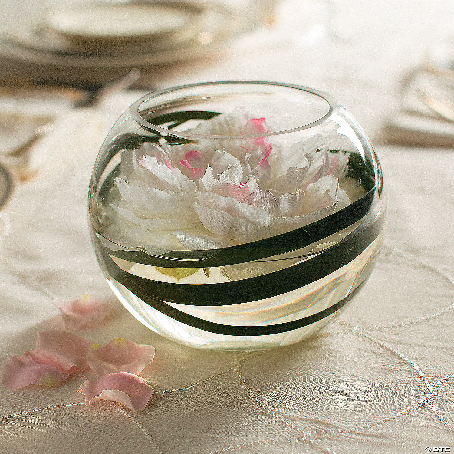 walled cylinder rdquo inch containers of part thick round centerpieces vase itm glass set decor res vases