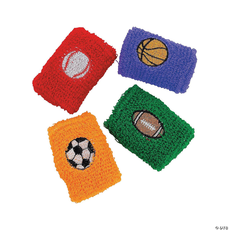 Sport Ball Wristbands