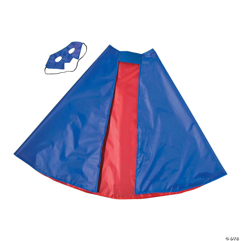Superhero Cape Mask Set
