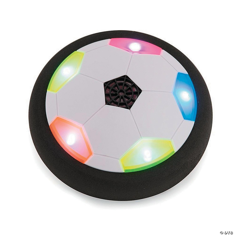 ultraglow air power soccer disc