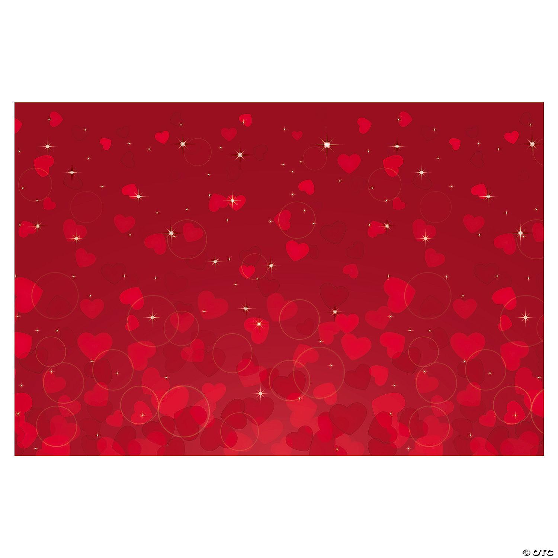 valentine backdrop - Valentine Party Decorations