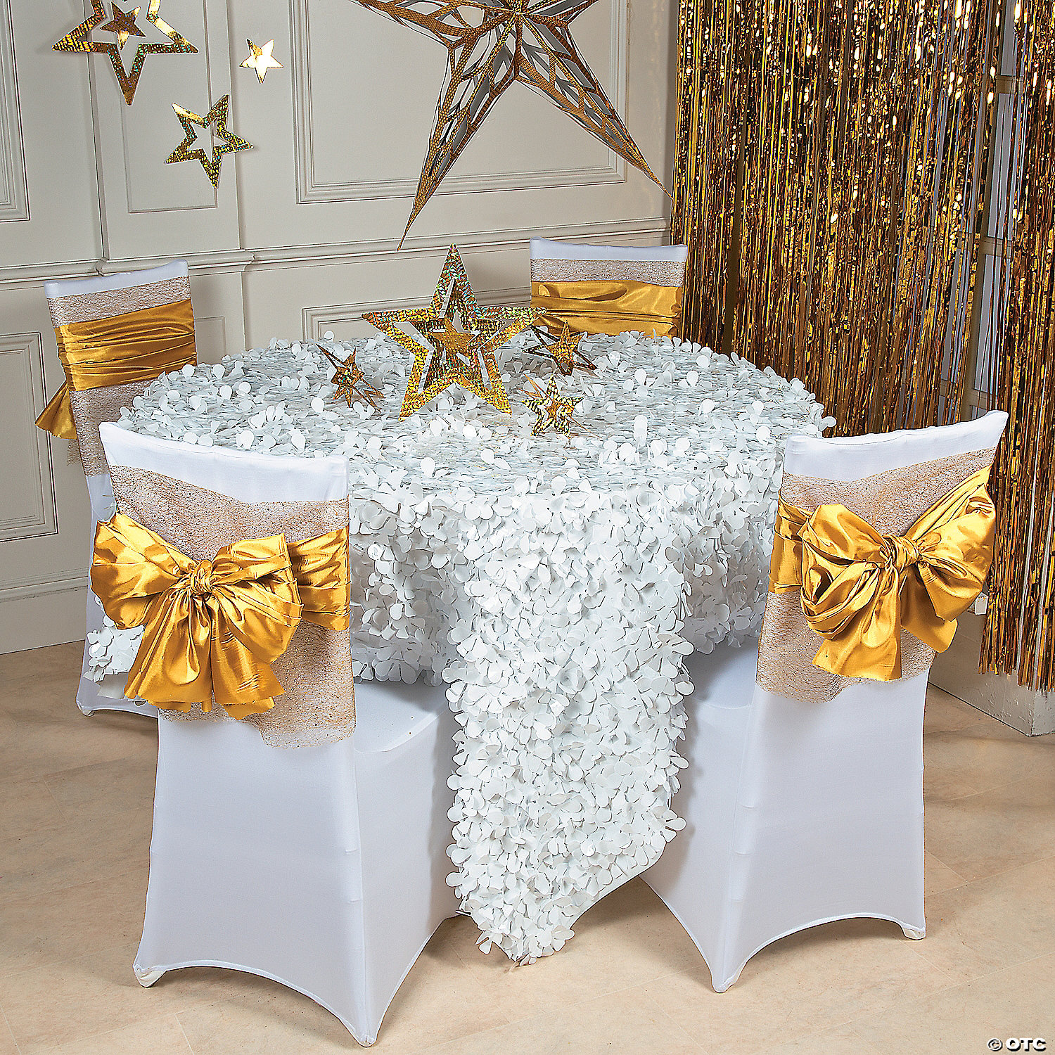 Wedding Chair Covers Oriental Trading Discontinued