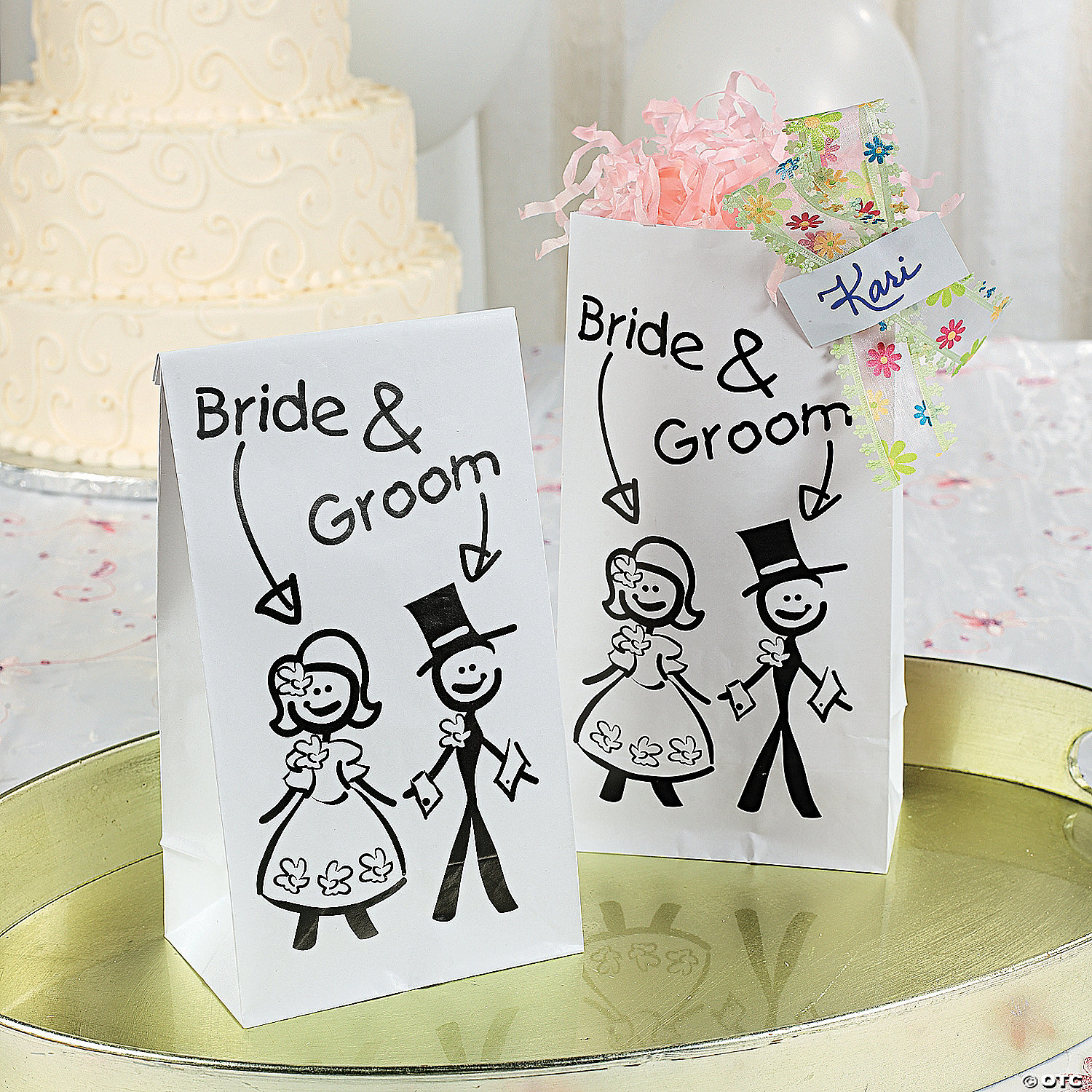 Wedding Treat Bags For Kids - Discontinued
